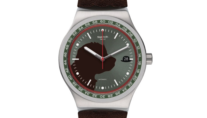 Hackett London Swatch