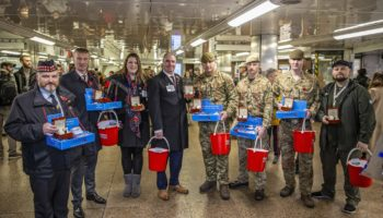 LONDON POPPY DAY – ROTARY