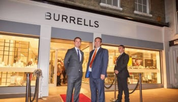 Burrells Winchester Opening
