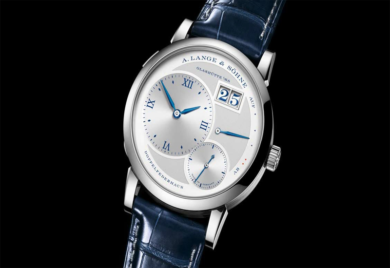 A. Lange & Söhne's best known timepiece celebrates 25 years with jubilee edition