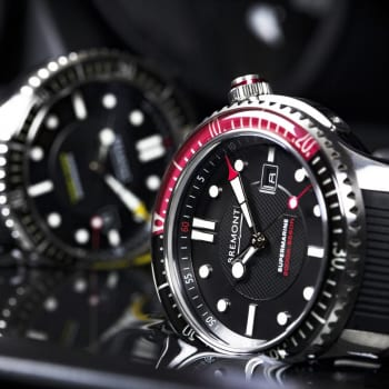 Bremont S2000 Red OW 03