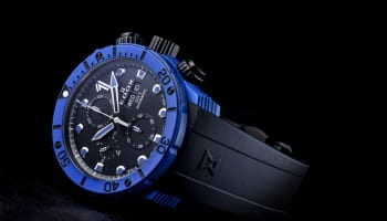 Edox Carbon Powerboat