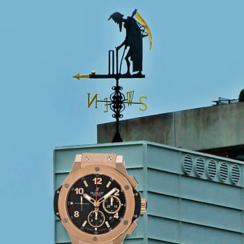 Hublot Old Father Time