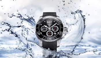 Hydroconquest Ceramic Chronograph