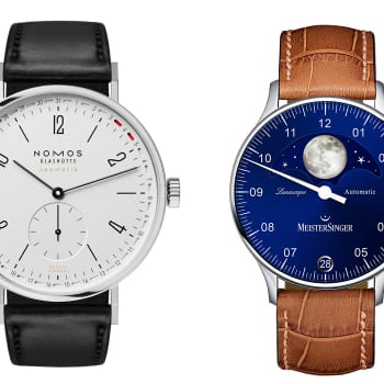 Nomos and Meistersinger