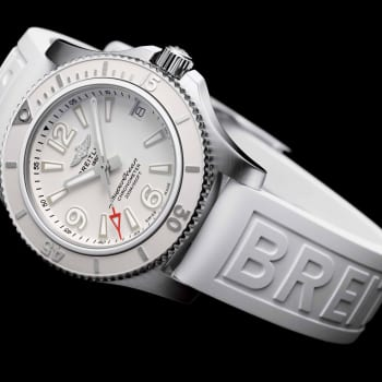 18_Superocean 36 with white dial and white Diver Pro III rubber strap_21699_19-03-19
