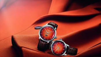 Glashütte Original Sixties and Sixties Panorama Date