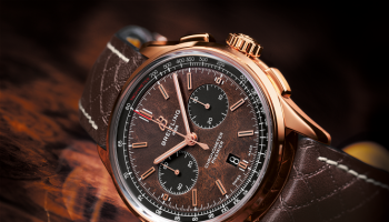 NEW Breitling Premier Bentley Centenary Edition -B01Chronograph-Gold – Lifestyle