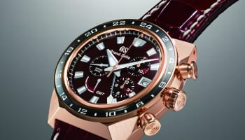 Grand Seiko Sport Rose Gold