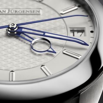 UJ Jurgensen ONE Ref 5241 Soft White Dial