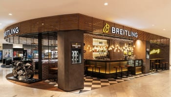Breitling Boutique Jelmoli in Zurich_3
