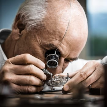 Jaeger-LeCoultre Watchmaking