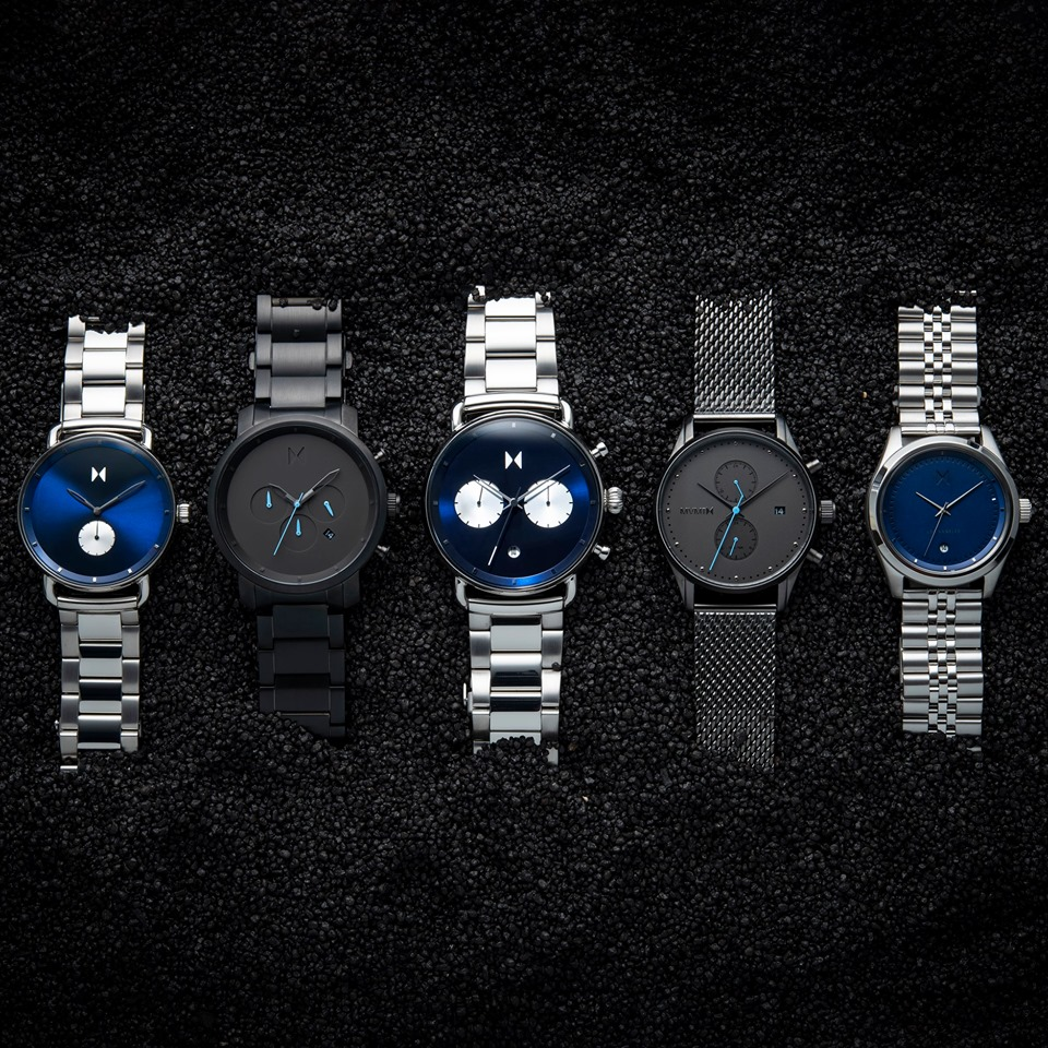 Movado Group opens first doors for MVMT watches in the UK