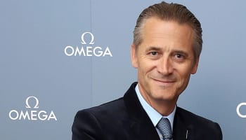 President and CEO of OMEGA, Raynald Aeschlimann 3