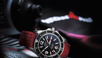NEW Breitling Superocean Automatic Ironman Limited Edition (1)