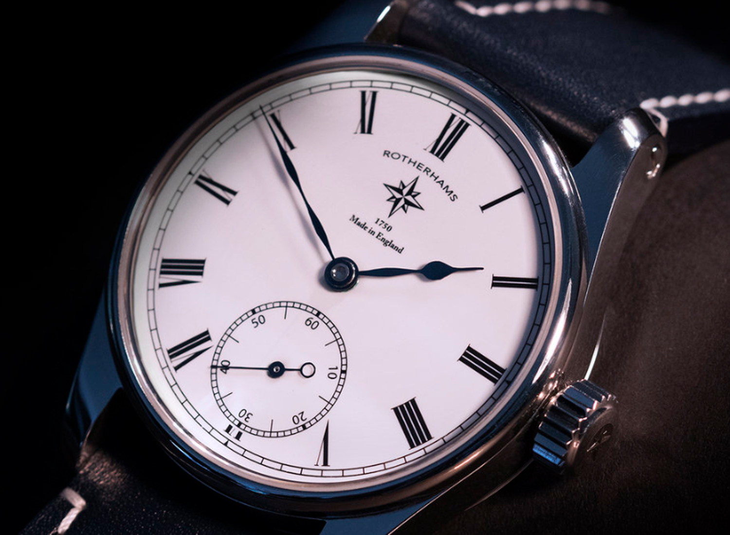 Coventry team revives British watchmaker dating back to 1750