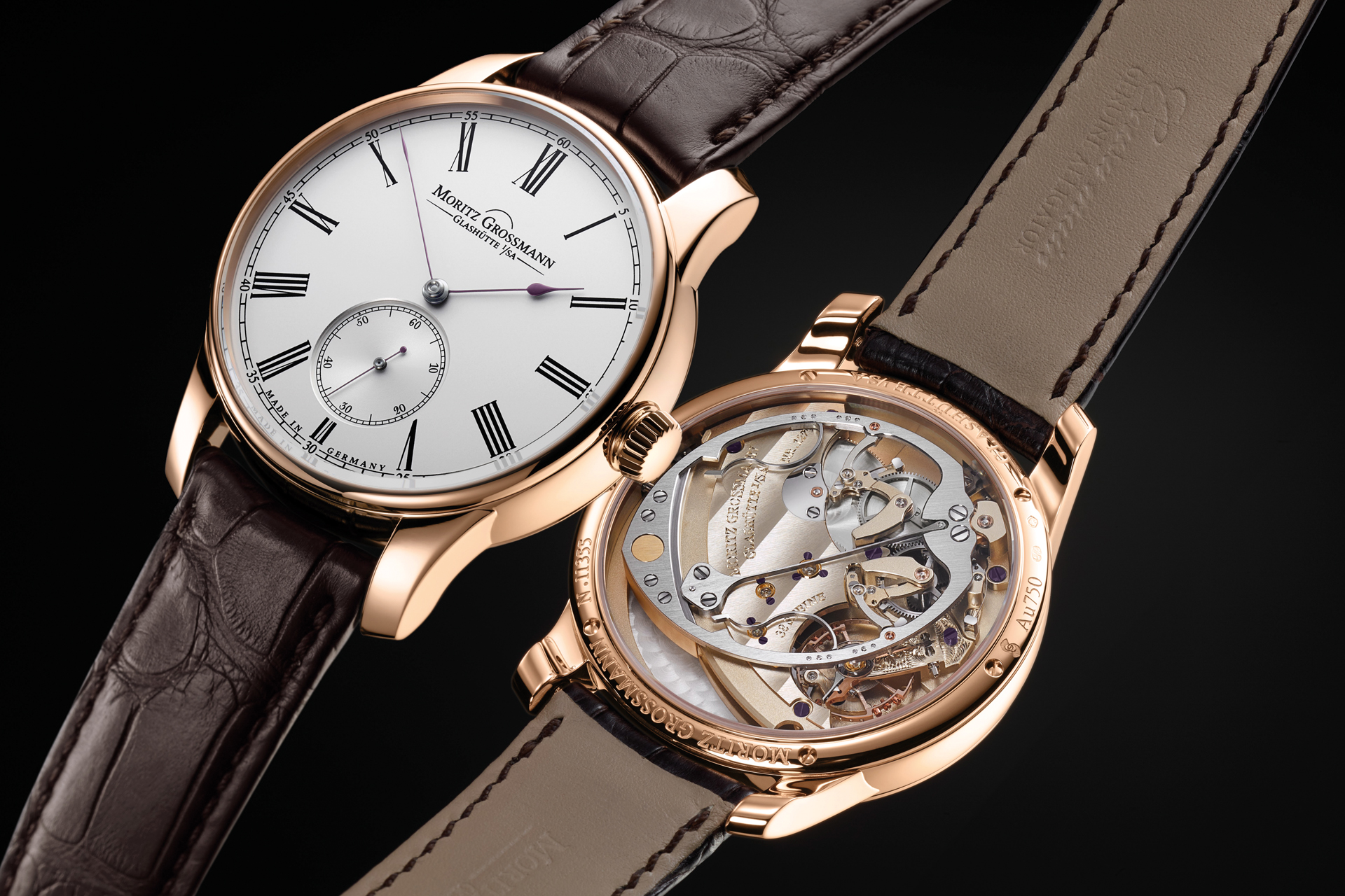 Moritz Grossman makes its first inhouse automatic movement of the modern era