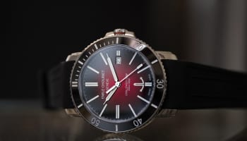 Emile Chouriet Challenger Deep Red