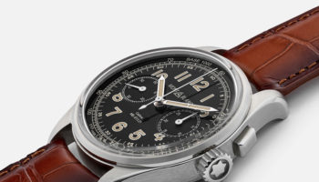 Hodinkee-Montblanc Limited edition