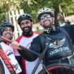 Princes trust bike ride