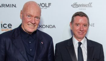 Jean-Claude Biver and Rob Corder