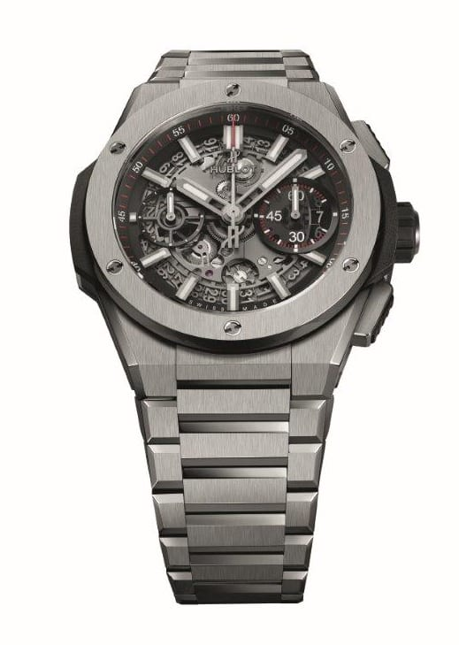 Hublot goes head-to-head with Audemars Piguet with move into integrated metal bracelets for its Big Bang