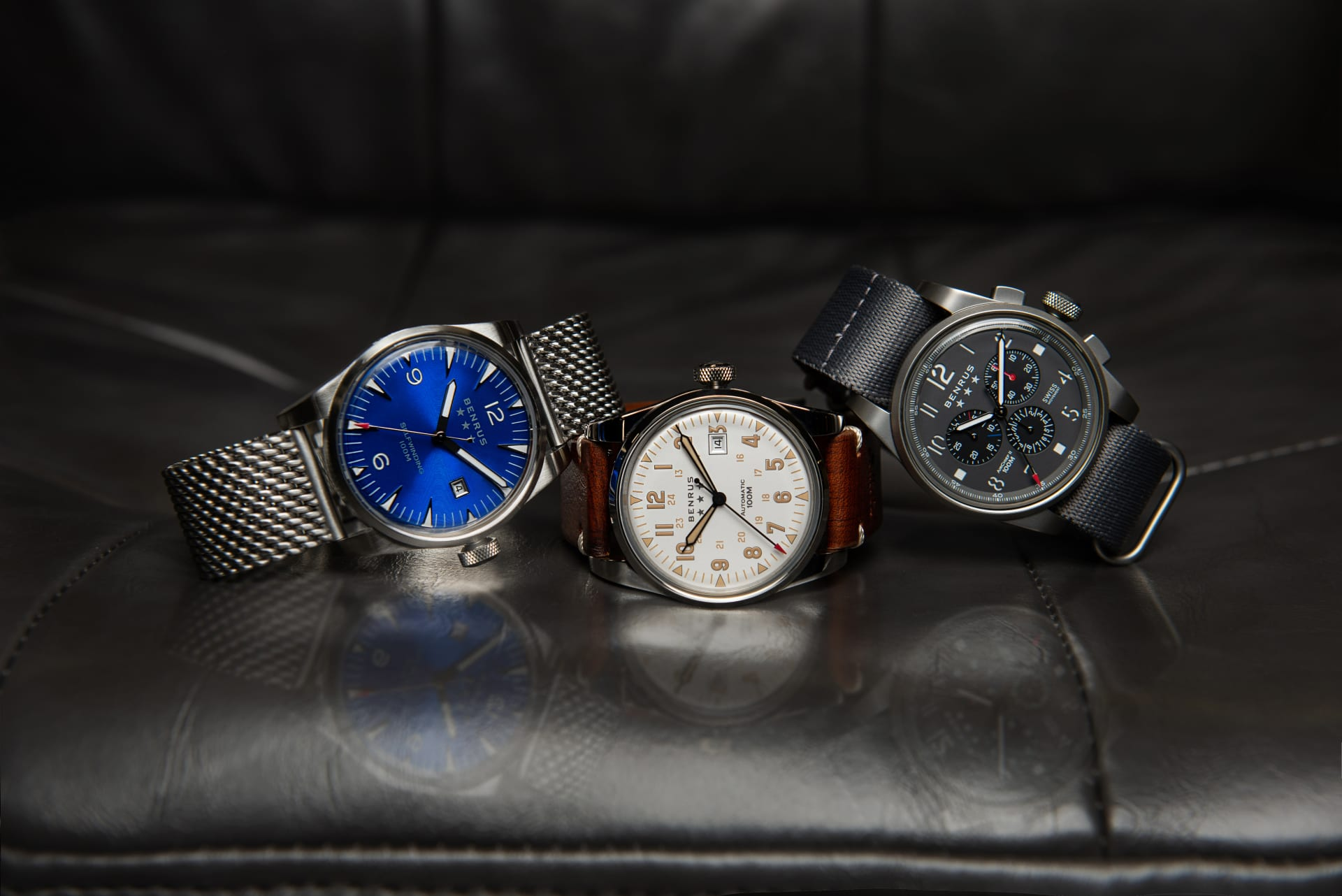 Benrus Heritage Collection