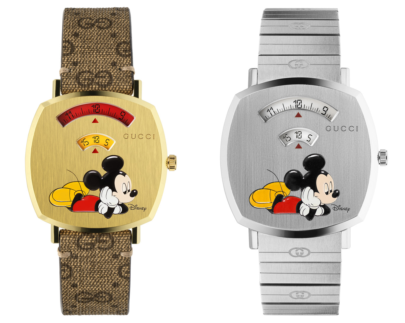 Gucci honours the Chinese Year of the Rat by putting Mickey