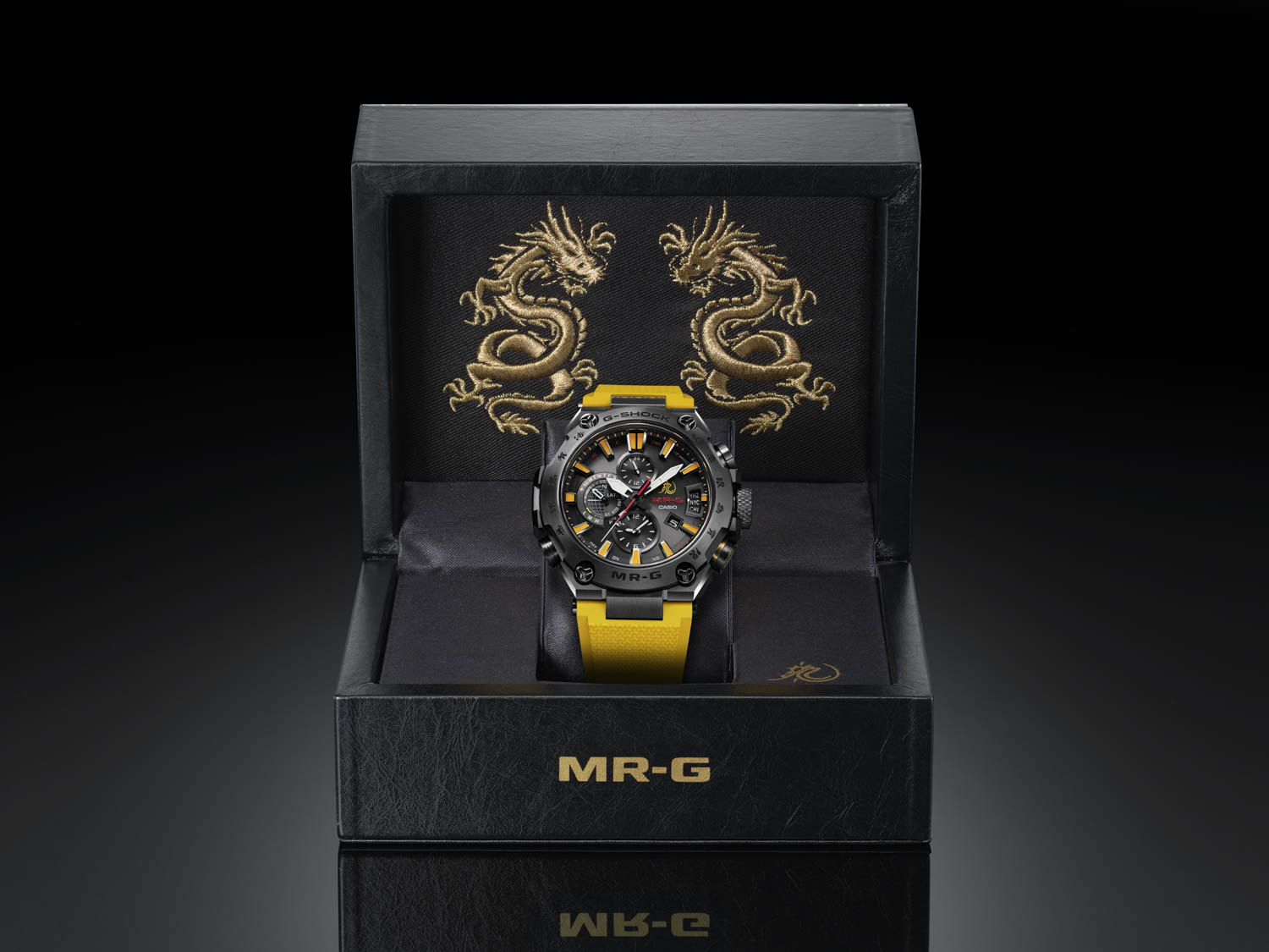 Enter the Dragon — Bruce Lee limited edition G-Shock springs into stores - WatchPro