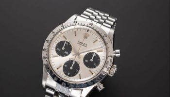 ROLEX DAYTONA BRACELET WATCH C. 1970, Watches of Knightsbridge