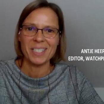 Antje Heepman WatchPro Germany