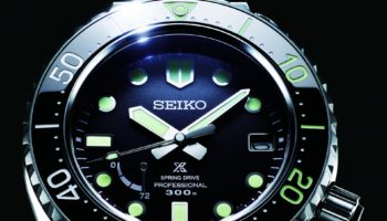 Seiko Dive Watch