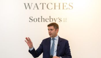 sotheby's sale room